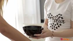 18videoz - Izi Ashley - Jessi Gold - Sensual massage and three-way