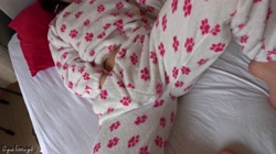 Don\'t look at the pj , just fuck me - Perfect teen to discover