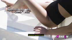 The Boss's Young Nympho Daughter Needs To Get Fucked Apolonia Lapiedra ITA