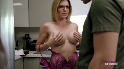 Step Mom is Locked Down and Horny - Cory Chase