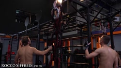 RoccoSiffredi Veronica Leal Gets Destroyed In A Gym Gangbang While Training