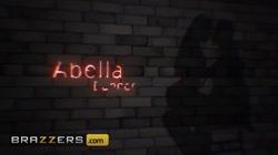 Brazzers - Latex Bubble butt Abella Danger takes Huge dick