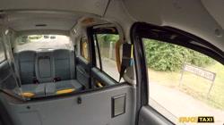 Fake Taxi American Texas Patti in a hardcore British taxi porn video